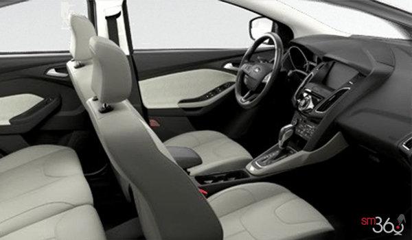 2017 Ford Focus Sedan TITANIUM | Photo 1 | Medium Soft Ceramic Leather