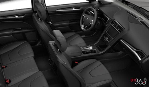2017 Ford Fusion Energi TITANIUM | Photo 1 | Ebony Leather