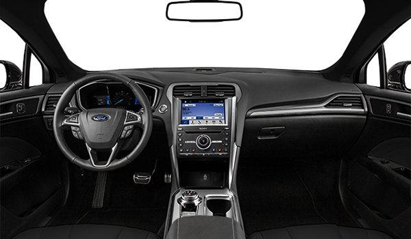 2017 Ford Fusion Hybrid TITANIUM | Photo 3 | Ebony Leather