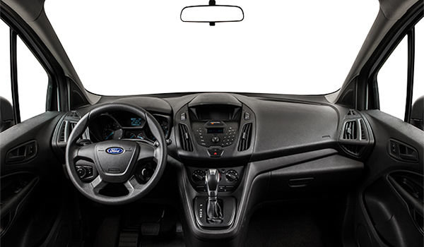 2017 Ford Transit Connect XL VAN | Photo 3 | Charcoal Black Cloth
