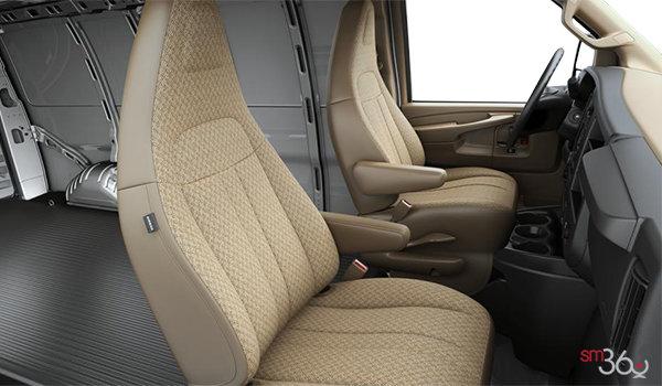 2017 GMC Savana 2500 CARGO   Photo 1   Neutral Cloth