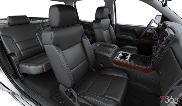 2017 GMC Sierra 1500 SLT | Photo 1 | Jet Black Perforated Leather