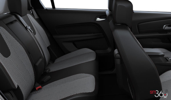 2017 GMC Terrain SLE-1 | Photo 2 | Jet Black Cloth