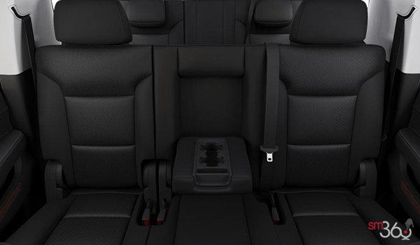 2017 GMC Yukon XL SLE | Photo 2 | Jet Black Premium Cloth