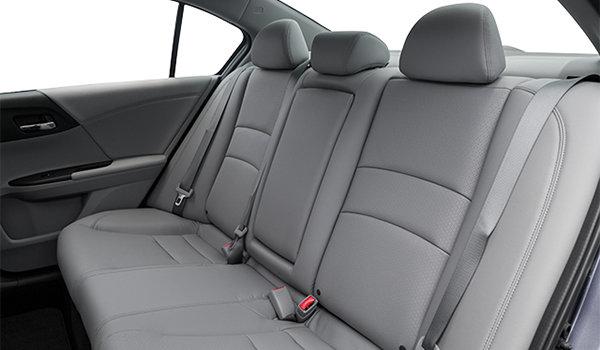 2017 Honda Accord Sedan EX-L V6 | Photo 2 | Grey Leather