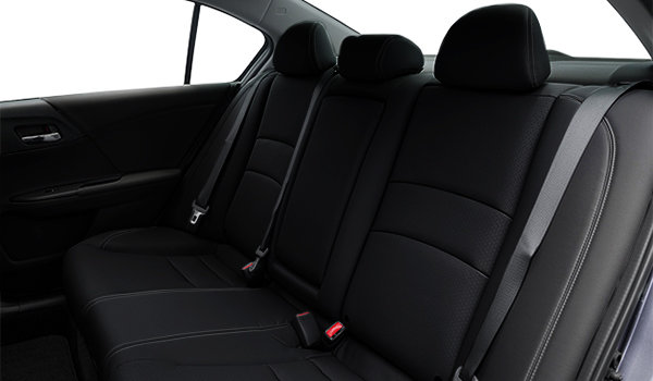2017 Honda Accord Sedan EX-L V6 | Photo 2 | Black Leather