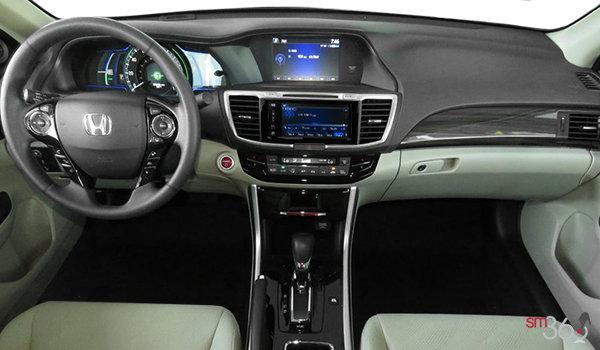 2017 Honda Accord Hybrid BASE | Photo 3 | Ivory Fabric