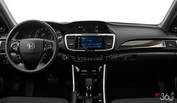 2017 Honda Accord Hybrid BASE | Photo 3 | Black Fabric