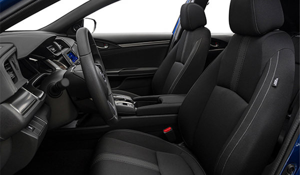 2017 Honda Civic hatchback LX | Photo 1 | Black Fabric