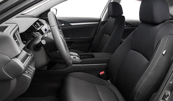 2017 Honda Civic Sedan DX | Photo 1 | Black Fabric