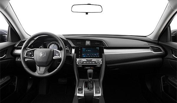 2017 Honda Civic Sedan LX-HONDA SENSING | Photo 3 | Black Fabric