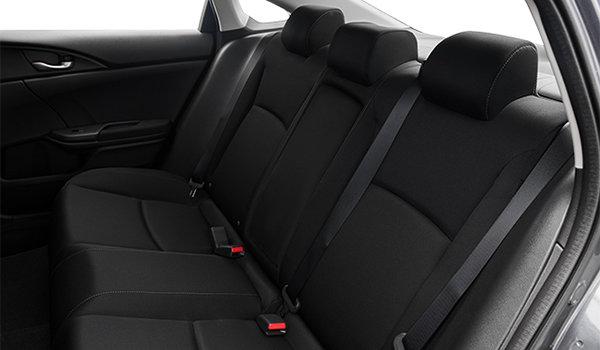 2017 Honda Civic Sedan LX | Photo 2 | Black Fabric