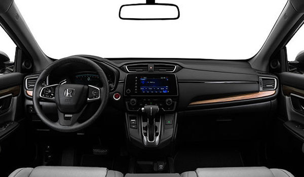 2017 Honda CR-V EX | Photo 3 | Grey Fabric