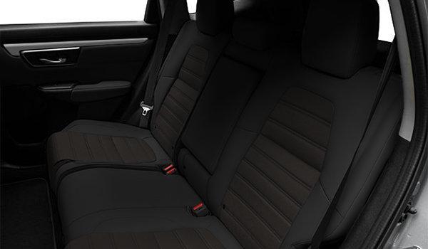 2017 Honda CR-V LX   Photo 2   Black Fabric