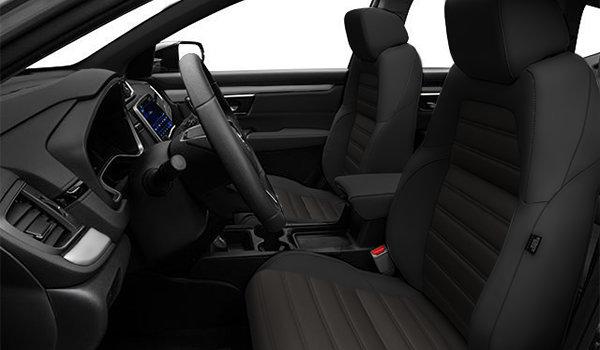 2017 Honda CR-V LX   Photo 1   Black Fabric