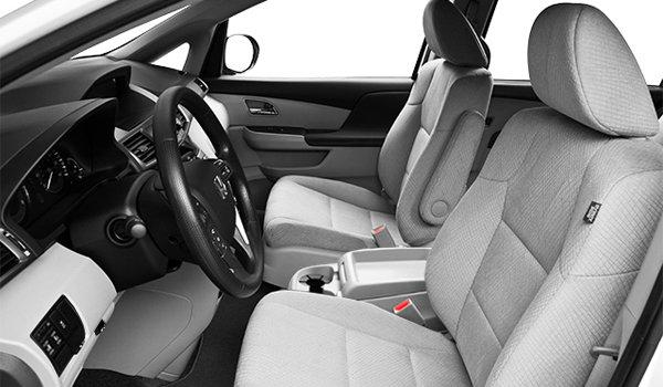 2017 Honda Odyssey EX | Photo 1 | Grey Fabric