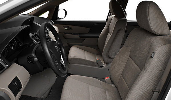 2017 Honda Odyssey LX | Photo 1 | Truffle Fabric