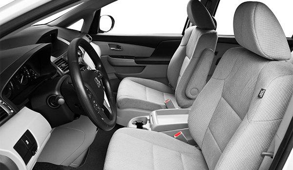2017 Honda Odyssey SE | Photo 1 | Grey Fabric