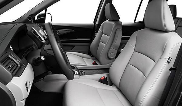 2017 Honda Ridgeline EX-L   Photo 1   Grey Leather