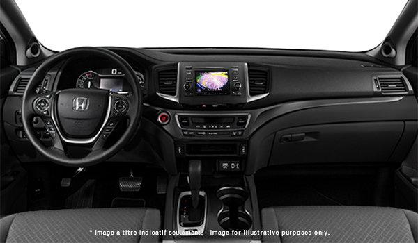 2017 Honda Ridgeline LX | Photo 3 | Black Fabric
