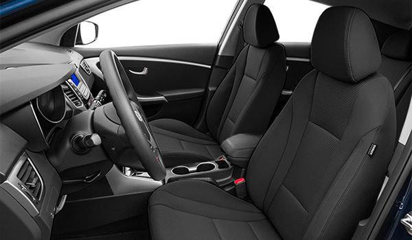 2017 Hyundai Elantra GT GL   Photo 1   Black Cloth
