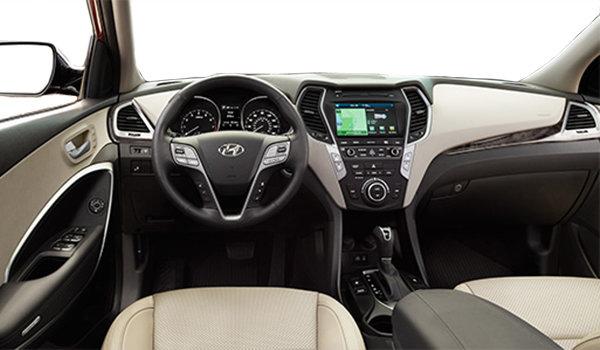 2017 Hyundai Santa Fe Sport 2.0T LIMITED | Photo 3 | Beige Leather