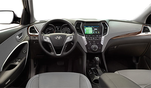 2017 Hyundai Santa Fe Sport 2.0T LIMITED | Photo 3 | Grey Leather