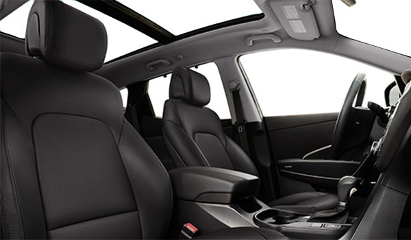 2017 Hyundai Santa Fe Sport 2.0T LIMITED | Photo 1 | Black Leather