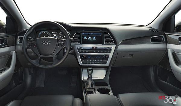 2017 Hyundai Sonata Hybrid LIMITED | Photo 3 | Grey Leather