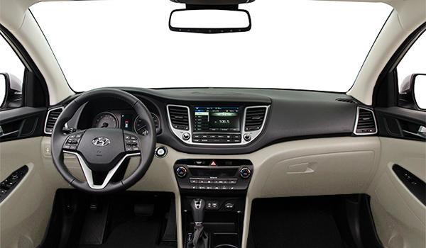 2017 Hyundai Tucson 2.0L LUXURY | Photo 3 | Beige Leather