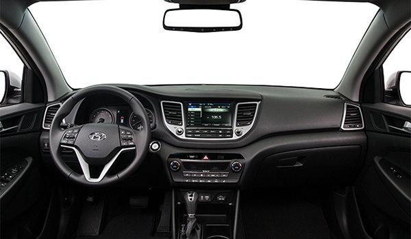 2017 Hyundai Tucson 2.0L LUXURY | Photo 3 | Black Leather