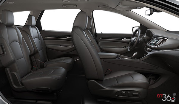 2018 Buick Enclave PREMIUM | Photo 1 | Dark Galvanized w/Ebony Accents w/Perforated Leather-Appointed