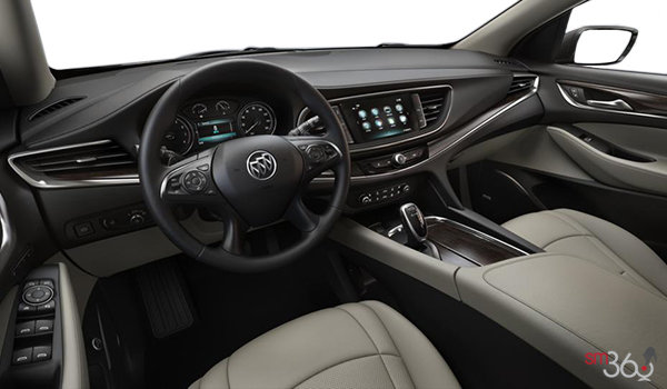 2018 Buick Enclave PREMIUM | Photo 3 | Shale w/Ebony Accents w/Perforated Leather-Appointed