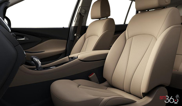 2018 Buick Envision Essence | Photo 1 | Light Neutral/Ebony Accent Perforated Leather  (AR9-H36)