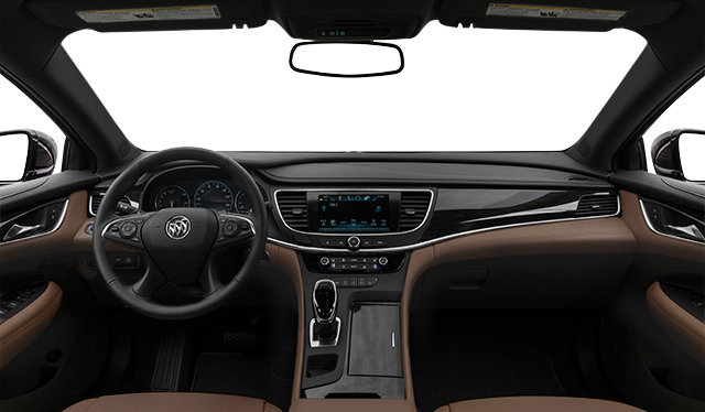 2018 Buick LaCrosse AVENIR | Photo 3 | Ebony w/Chestnut Accents w/Perforated Leather-Appointed (HHH-A51)