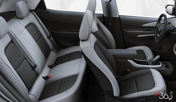 2018 Chevrolet Bolt Ev LT | Photo 2 | Dark Galvanized/Sky Cool Grey Deluxe Cloth (HO2-AR7)