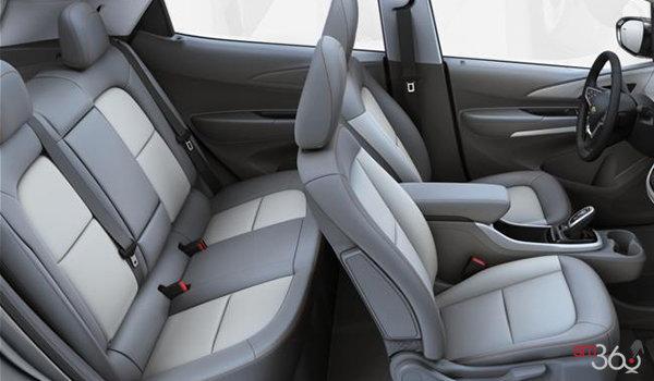 2018 Chevrolet Bolt Ev PREMIER | Photo 2 | Light Ash Grey/Ceramic White Perforated Leather (HO6-AR7)