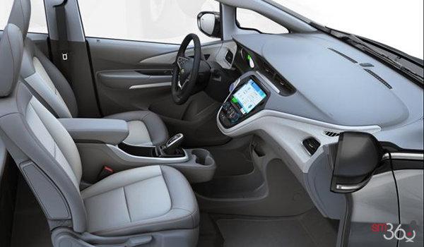 2018 Chevrolet Bolt Ev PREMIER | Photo 1 | Light Ash Grey/Ceramic White Perforated Leather (HO6-AR7)