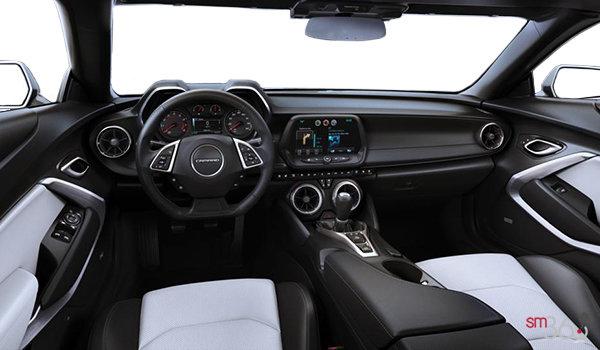 2018 Chevrolet Camaro convertible 2LT   Photo 3   Ceramic White Leather (H13-A50)