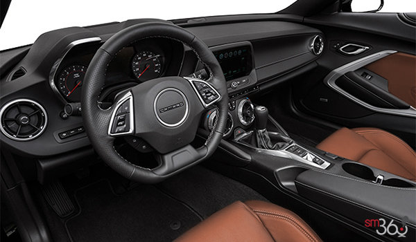 2018 Chevrolet Camaro convertible 2LT   Photo 2   Kalahari Leather (HOI-A50)