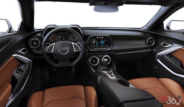 2018 Chevrolet Camaro convertible 2LT   Photo 3   Kalahari Leather (HOI-A50)