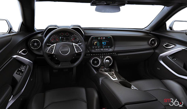 2018 Chevrolet Camaro convertible 2LT   Photo 3   Jet Black Leather  (HOY-A50)