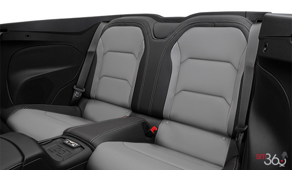 2018 Chevrolet Camaro convertible 2SS | Photo 2 | Ceramic White Leather (H13-A50)