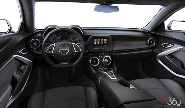 2018 Chevrolet Camaro coupe 1LS | Photo 3 | Medium Ash Grey Cloth
