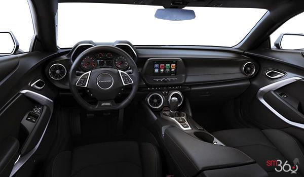 2018 Chevrolet Camaro coupe 1LS | Photo 3 | Jet Black Cloth