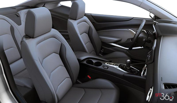 2018 Chevrolet Camaro coupe 1LT | Photo 1 | Medium Ash Grey Cloth
