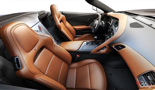 2018 Chevrolet Corvette Convertible Stingray Z51 3LT | Photo 1 | Kalahari GT buckets Perforated Napa leather seating surfaces (345-AQ9)