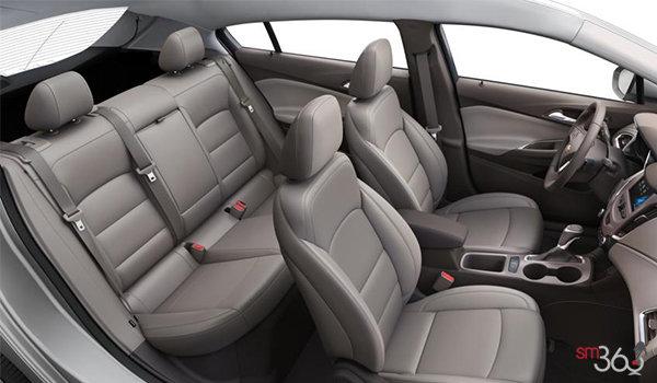2018 Chevrolet Cruze Hatchback - Diesel LT | Photo 2 | Dark Atmosphere/Medium Atmosphere Leather
