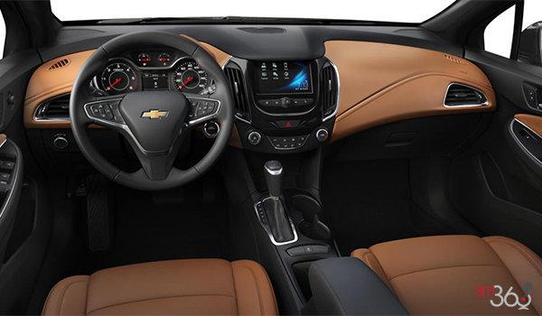 2018 Chevrolet Cruze Hatchback - Diesel LT | Photo 3 | Jet Black Kalahari Leather