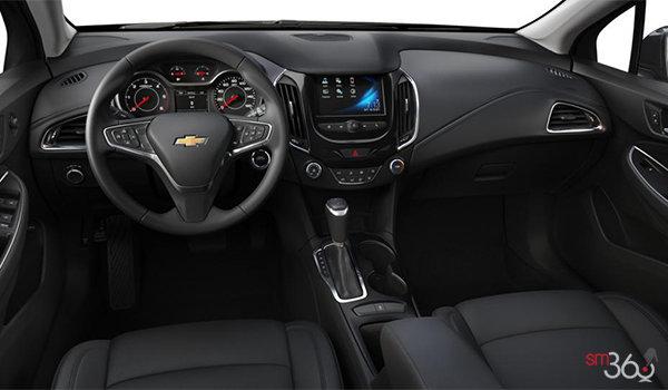 2018 Chevrolet Cruze Hatchback - Diesel LT | Photo 3 | Jet Black Leather